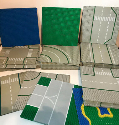 Lego Vintage Base Plate Baseplate 32 X 32 Lot A Choisir To Choose Town Pirates