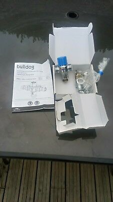 1 x bulldog thermostatic mixing valve,TMV2/TMV3 combined valve 15mm tmv