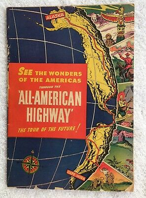 All American Highway 1944 Plymouth Comic