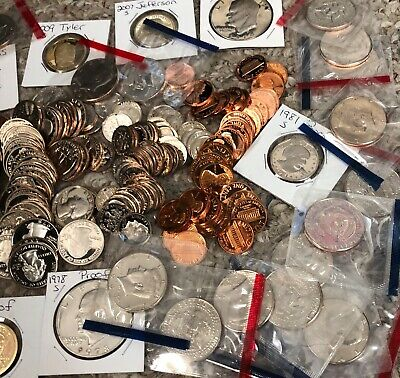 15 Coin Investment Special-Unc,Proof,Bu Coins-Invest in Your Families Future
