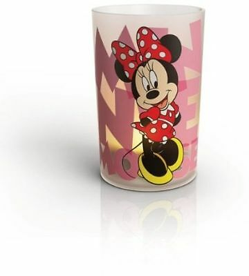 Luce notturna a Led Philips Disney carica USB Minnie Mouse