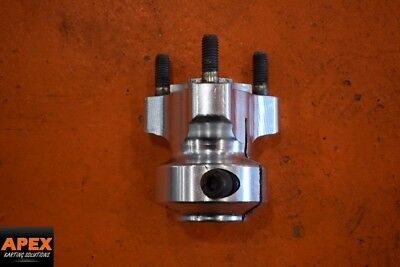 25mm REAR HUB - OTK INTREPID KOSMIC ALONSO BIREL CRG GILLARD ROTAX MAX EVO IAME