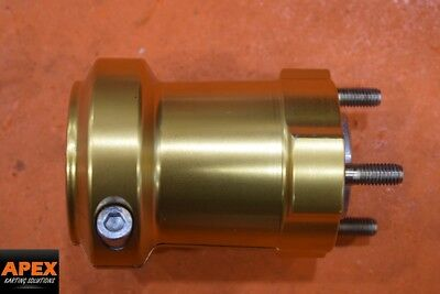 95x50mm REAR HUB - INTREPID ROTAX PROKART MARANELLO GILLARD CRG OTK