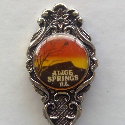 Alice Springs NT Souvenir Spoon Teaspoon (T164)