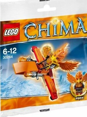 BRAND NEW LEGO Legends Of CHIMA With FRAX - 30264
