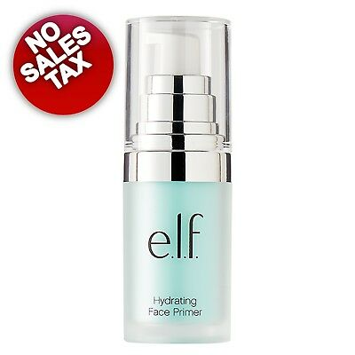 E.l.f. Hydrating Face Primer, 0.47 Fluid Foundation for Your Makeup Vitamin In