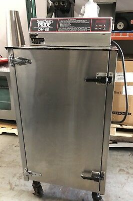 Southern pride DH-65 Commercial BBQ Meat Smoker Roaster Grill FREE SHIPPING!!!