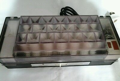Vintage Carmen Conditioning Curl 20 Heated Hair Rollers + 22 Clips