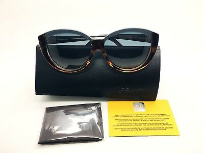 d07494476953 Fendi Sunglasses Women Sun 5261 243 Made in Italy Authentic + Case Free  Shipping