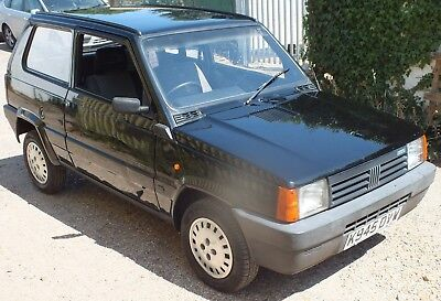 1992 fiat panda - new mot - needs work to brakes