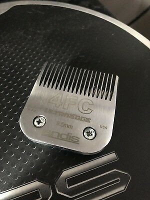 ANDIS 4FC ULTRAEDGE DOG GROOMING CLIPPER BLADE - FIT ANDIS OSTER WAHL ETC 9.5mm