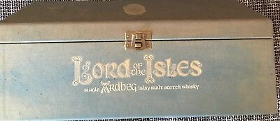 "Ardbed ""Lord of the Isles"" Whisky Verpackungen"