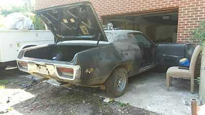 1972 Plymouth Road Runner ROADRUNNER 1972 Plymouth Roadrunner triple black 4speed