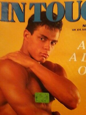 GAY INTEREST Magazine from 90s(mail UK only)