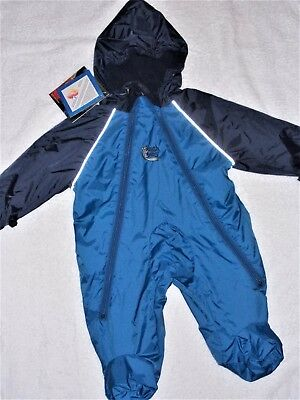 Bush Baby Hot Tot adventurer snowsuit age 0 - 3 - 6 mths  ( New + Tags ) BNWT