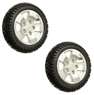 """13""""x4"""" Low Profile Pneumatic Wheels for the Pride Pursuit and Victory XL"""