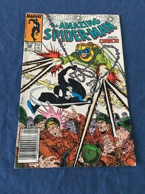 Amazing Spiderman 299 First Appearance Of Venom