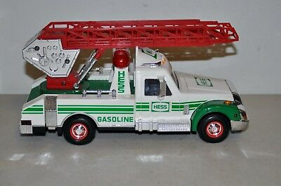 Hess 1994 Rescue Truck with Lights, Siren, and Swivel Ladder No Box