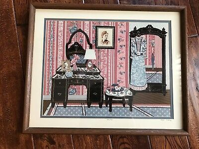 Picture By Janet Gearing Applique Originals #34/750