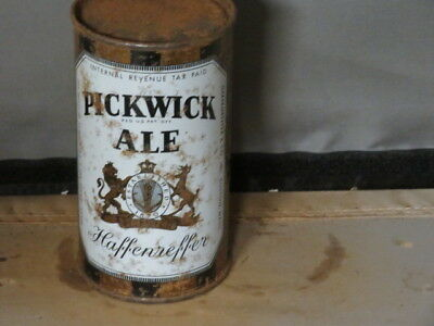 Pickwick Ale.   Difficult. Solid  Boston. Flat Top