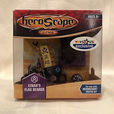 Heroscape Crest of the Valkyrie Einar's Flag Bearer - NEW IN BOX