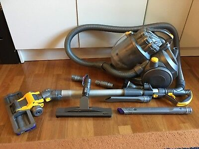 Dyson DC08 Bagless Barrel Vacuum Cleaner with Hard floor cleaning head
