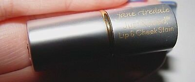 Jane Iredale Just Kissed Lip and Cheek Stain FOREVER PINK Travel Mini