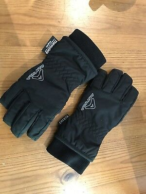 Kids Boys Or Girls Waterproof Altura Gloves Size XS Excellent Condition