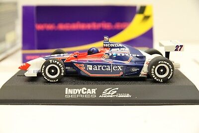 SCALEXTRIC INDY CAR  - C2571 - No.27 Andretti Green Racing Driver - MIB