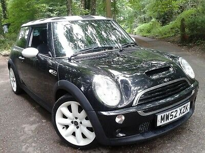 2002/52 Reg Mini Cooper S Full Leather / Spares & Repairs