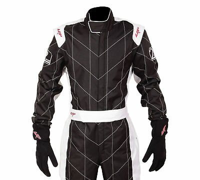 LRP Adult Kart Racing Suit- Speed Suit CIK/FIA Level 2 Rated