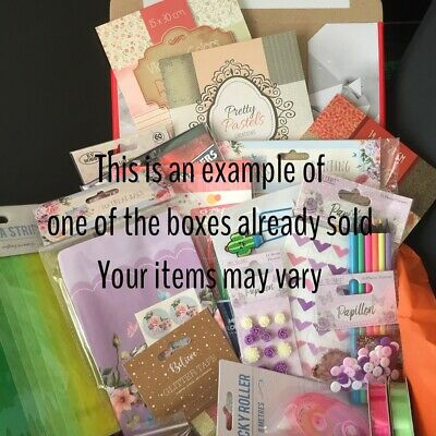 Mystery Arts & Crafts Selection, Kids & Adult Arts, Craft & Stationary Supplies