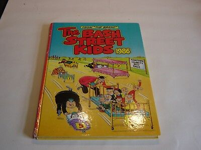 the bash street kids annual 1986