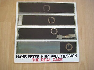 "Hans Peter Hiby & Paul Hession - ""The Real Case"""