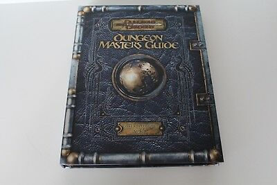 D&D Premium Dungeons & Dragons Master's Guide Core Rulebook II V. 3.5 Hardcover