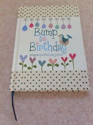 New- bump to birthday journal