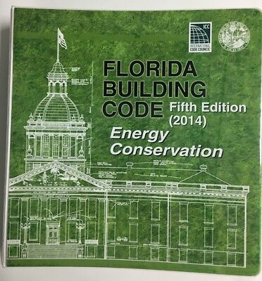 Florida Building Code Energy Conservation 5th Edition 2014