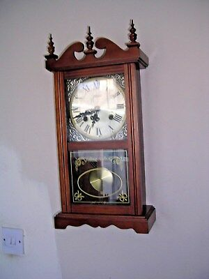 Clock  Parts ,  Good  Wall Clock   G.w.o.