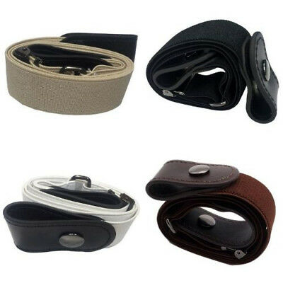 Stylish Buckle-free No Bulge Hassle Comfortable Elastic Belt For Women