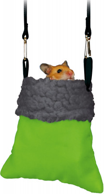 Trixie Cuddly Bag Bed Hamster Mice Mouse Gerbil Cage 6266