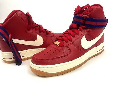 Nike Air Force 1 High (GS) Leather Boys Girls Basketball Shoes Size 5.5Y NEW AF1