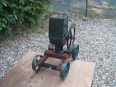 Stationary engine / Water pump
