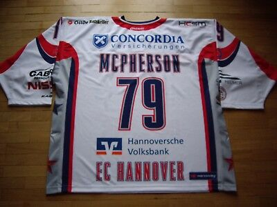 Hannover Indians Trikot # 79 Andrew McPherson Gr. XL