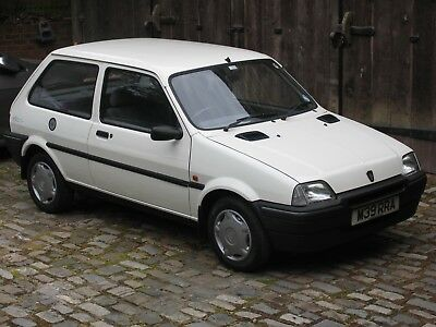 Stunning Low Mileage Rover Metro