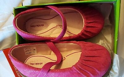 Stride Rite Toddler Girls Cassie pink mary jane Size 5.5w