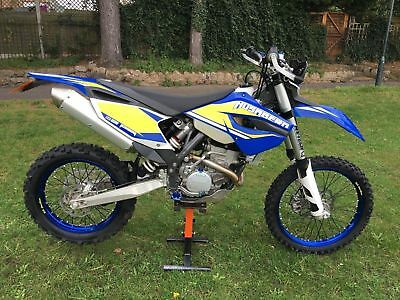 Husaberg FE250 F Road Reg'.  29 Hrs / 600 miles Same spec as KTM EXCf 250 6 DAYS