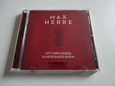MTV Unplugged Kahedi Radio Show von Max Herre (2013) CD