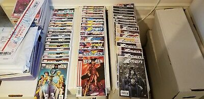 New X-Men #1-46 & Yearbook special complete set Condition VF-NM (Marvel)