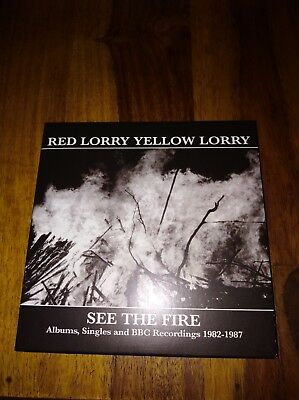 Red lorry yellow Lorry / See the fire Albums, Singles and BBC Recordings /CD