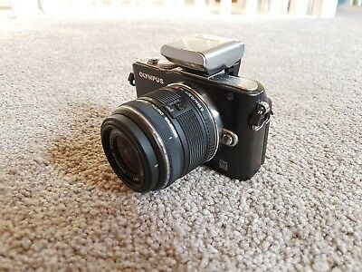 Olympus Pen Lite E-PL3 Camera (Black) - Used - Great condition
